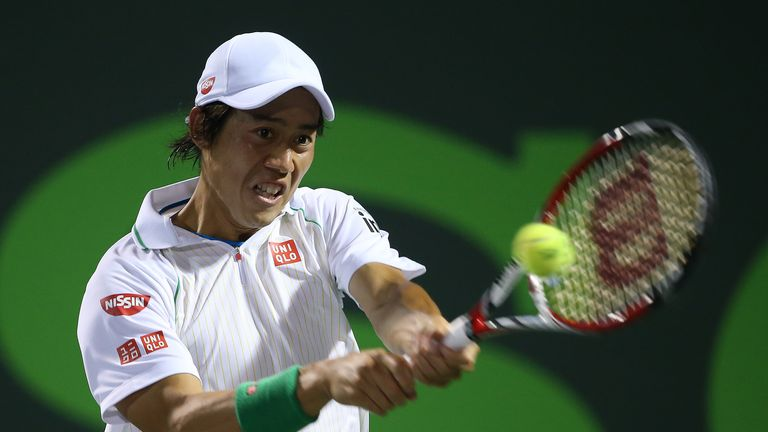 All bases covered: Nishikori can now defend as well as attack, says Barry