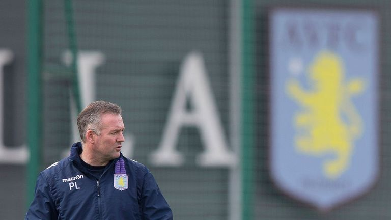 Paul Lambert: Aston Villa boss is focusing on matters on the pitch this weekend