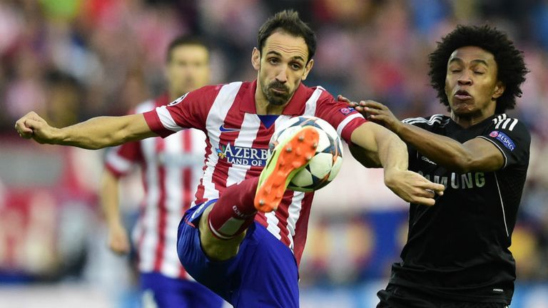 Juanfran Torres: Refusing to look beyond Sunday's match