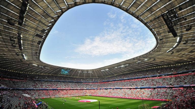 Allianz Arena: Michael Reschke joins Bayern Munich as technical director