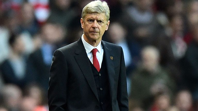 Arsene Wenger: Believes Arsenal have performed consistently