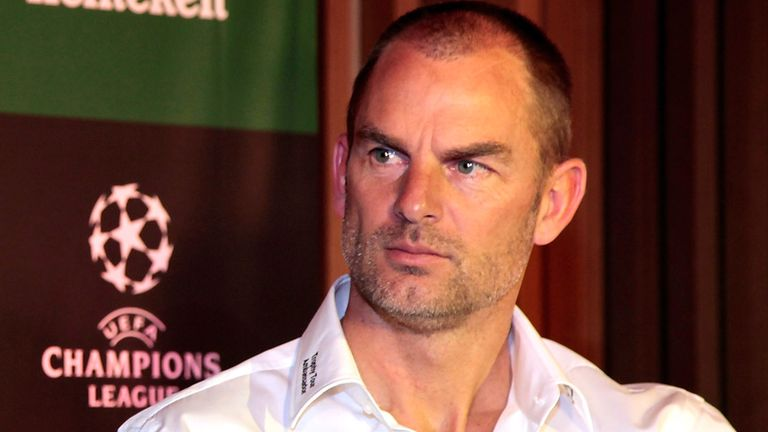 Ronald de Boer: Believes brother Frank would be a success at Tottenham