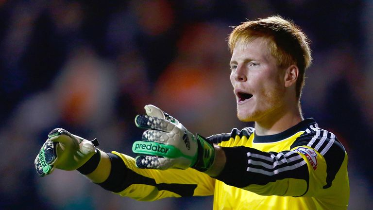 Adam Bogdan: Bolton goalkeeper has entered the final year of his contract