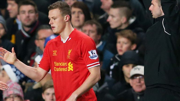 Brad Smith: Liverpool youngster has joined Swindon on loan