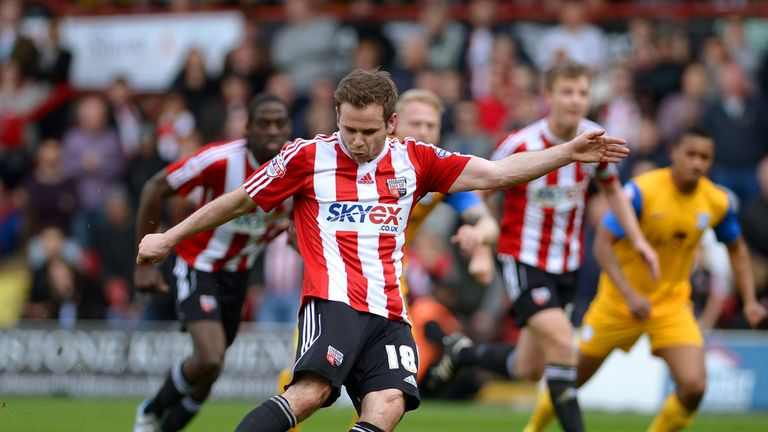 Alan Judge: Helped Brentford to promotion during productive loan spell