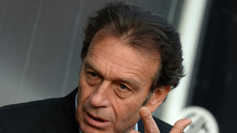 Massimo Cellino: Set to raid Italy again for Zan Benedicic