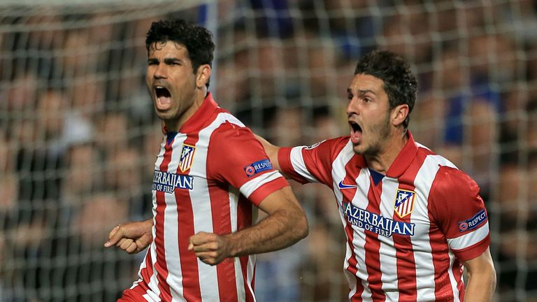 Diego Costa: Aggressive figure