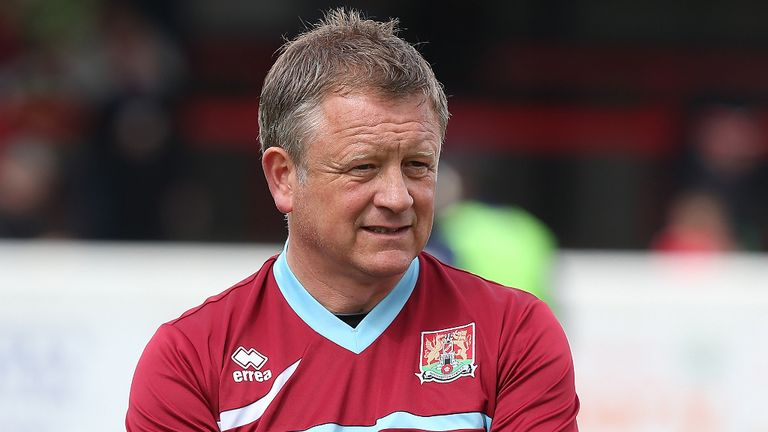 Chris Wilder: Looking for another cup upset