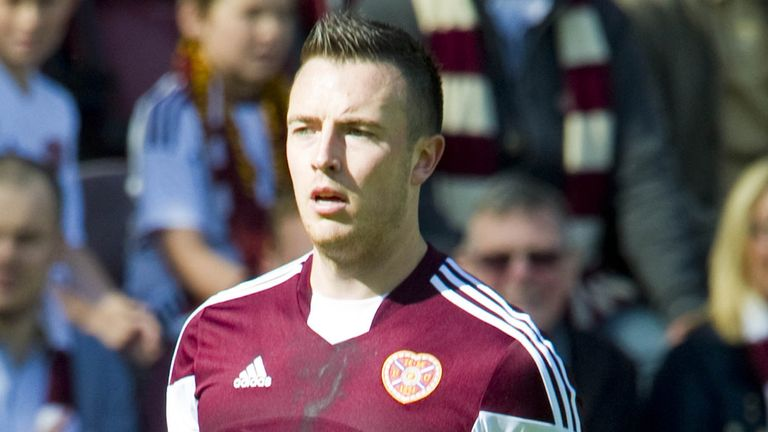 Danny Wilson: Hearts skipper believes there is reason for optimism