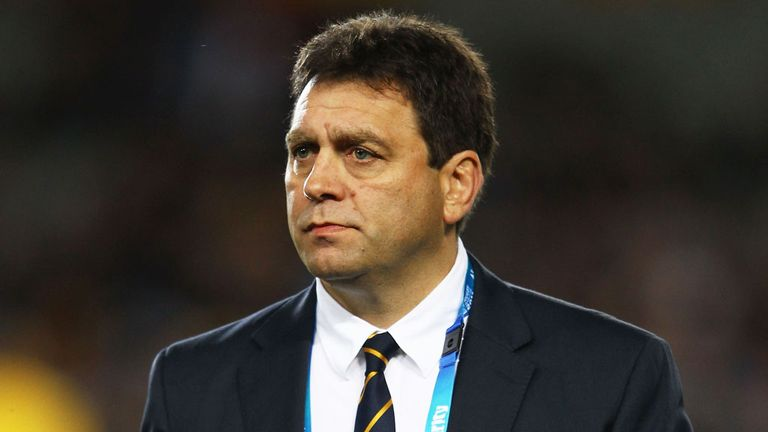 David Nucifora has been an assistant coach and high performance manager with Australia