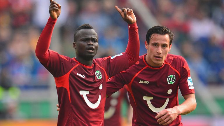 Didier Ya Konan: Hannover man will become available on a free transfer at the end of June