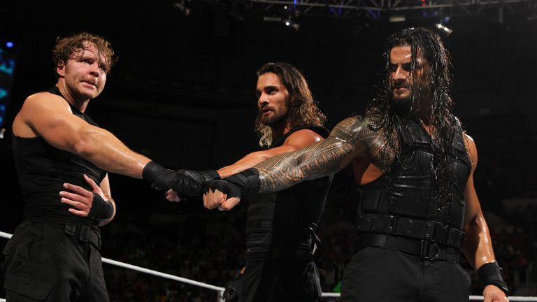 Ambrose, Rollins and Reigns will fly solo on Friday night