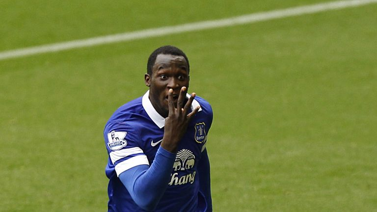 Romelu Lukaku: Hoping to help Everton into the top four before making a decision on his future