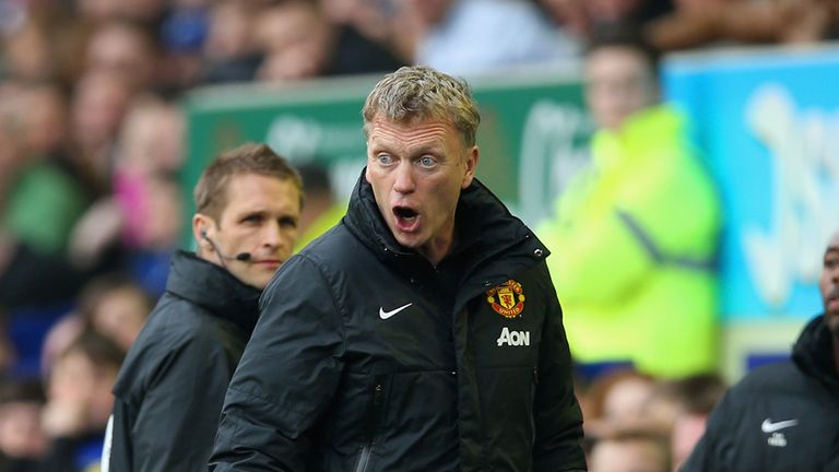 David Moyes: Former Everton boss was jeered on his Goodison Park return