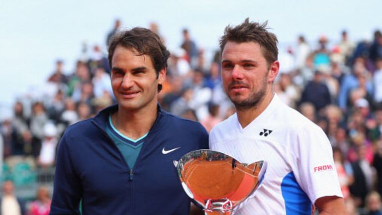 Stanislas Wawrinka: The Swiss beat compatriot Roger Federer to clinch the Monte Carlo Masters on Sunday.