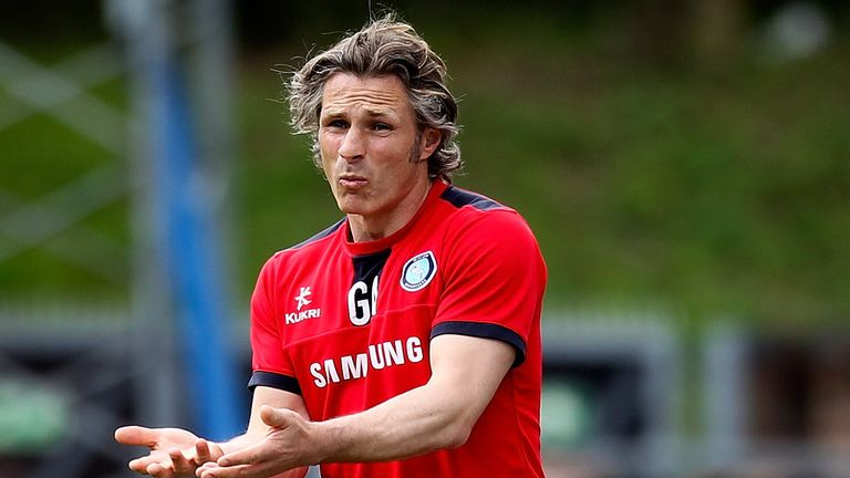 Gareth Ainsworth: Staying grounded