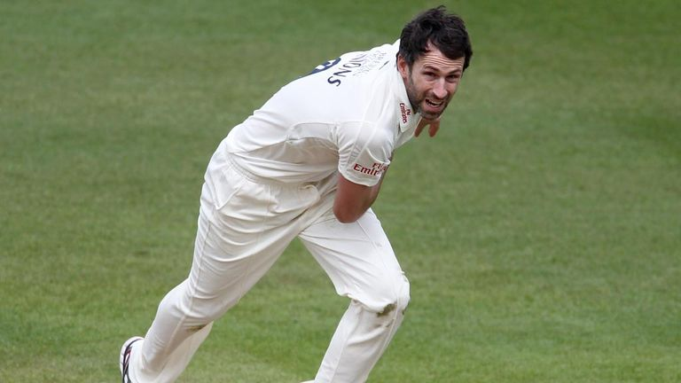 Graham Onions: Injury concern for Durham and England