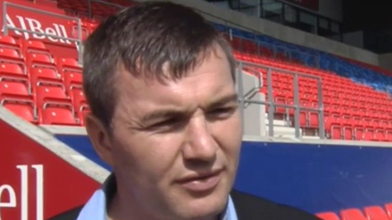 Iestyn Harris: Accused his team of taking short-cuts in the victory over Hull FC