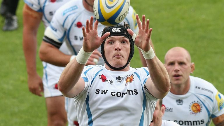 James Hanks: Suffered serious neck injury against Bath