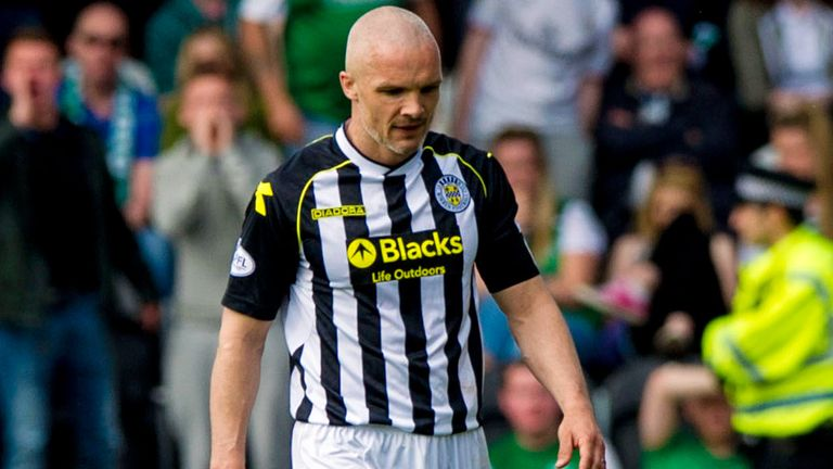 Jim Goodwin: St Mirren captain free to face Ross County this weekend