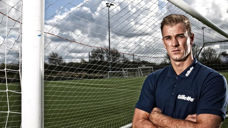 Joe Hart: 'I think the important things were instilled in me; standards were always high'