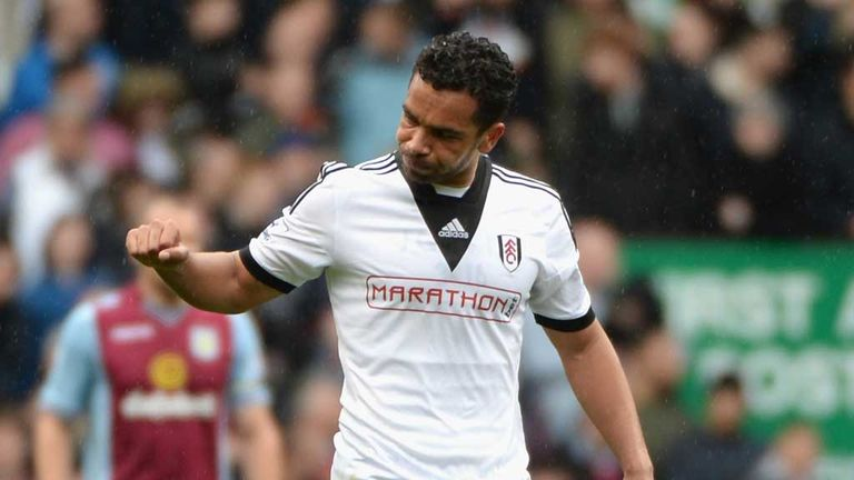 Kieran Richardson: Completed his move to Aston Villa from Fulham on a two-year deal