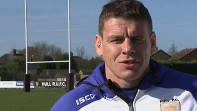 Hull FC coach Lee Radford is delighted that Josh Bowden has signed a new deal