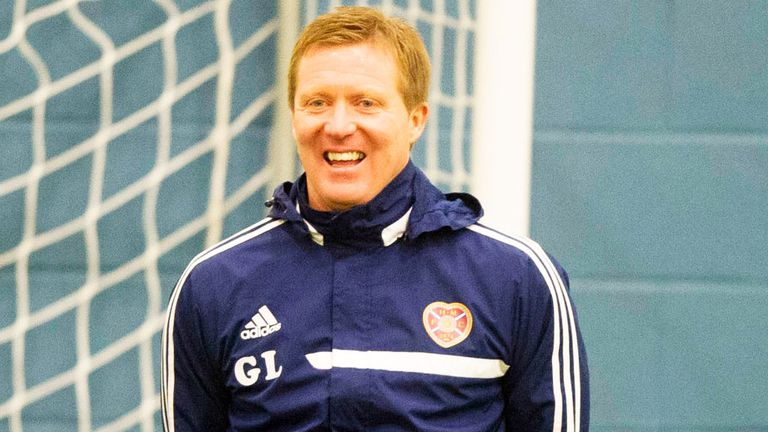 Gary Locke: Delighted Hearts have saved their history