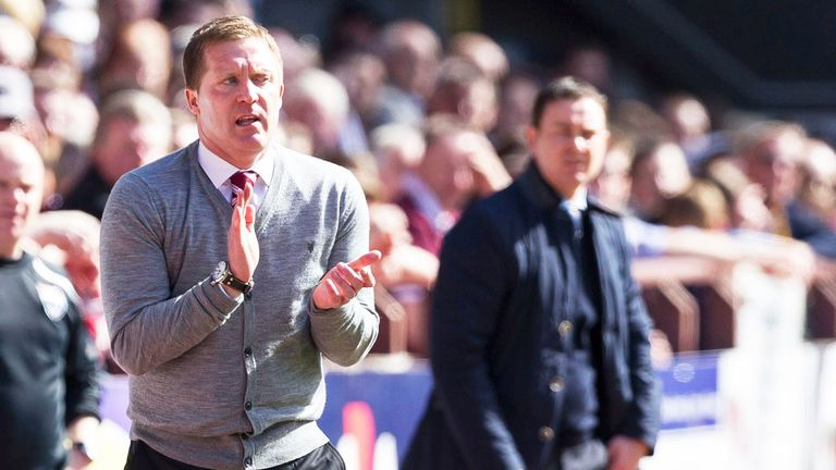 Gary Locke: Hearts boss thankful of backroom help