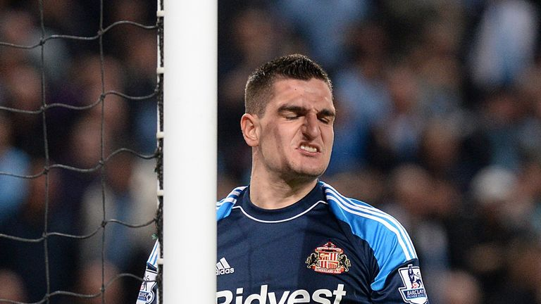 Vito Mannone: Will play against Chelsea this Saturday