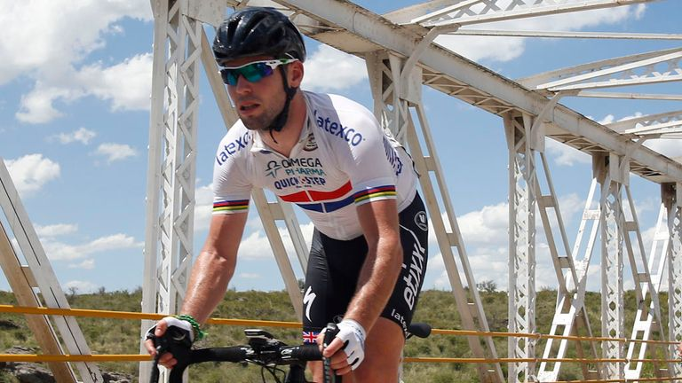 Mark Cavendish: Two wins in as many days for the Manxman in Turkey