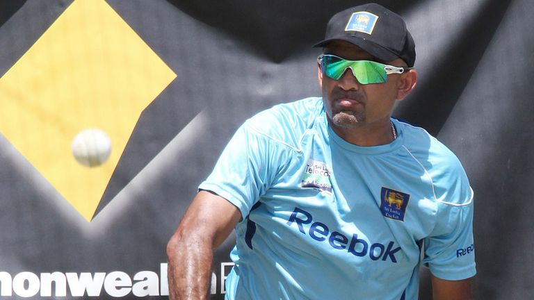 Marvan Atapattu will take charge of Sri Lanka in England
