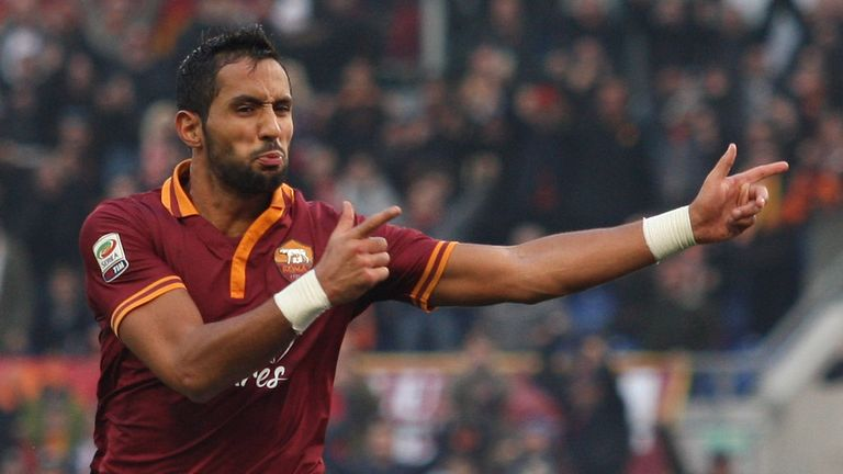 Mehdi Benatia: Roma defender linked with Manchester United move