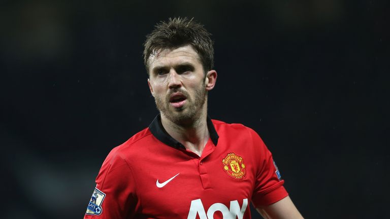 Michael Carrick: Frustrated by Manchester United's form