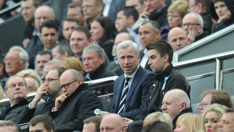 Alan Pardew: Newcastle boss eyeing several new recruits in the summer transfer window