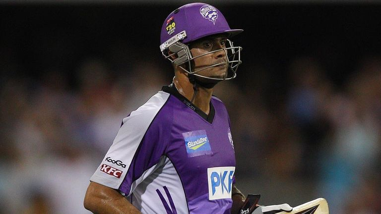 Owais Shah: Joins Hampshire for T20