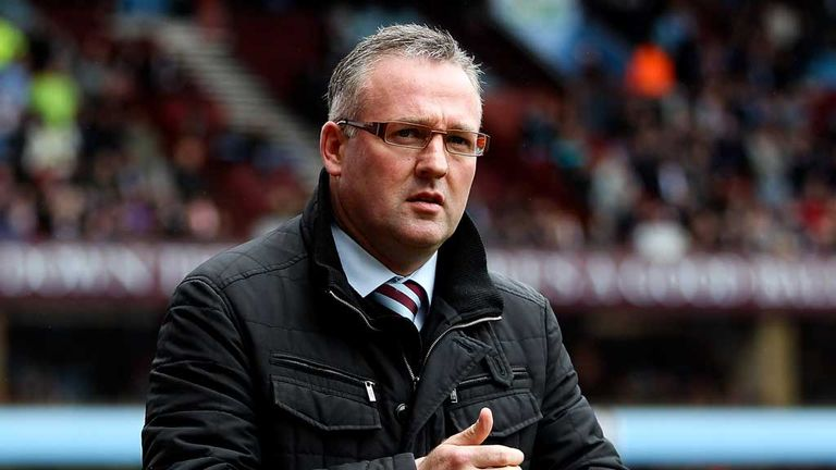 Paul Lambert: Has an injury crisis on his hands at Aston Villa