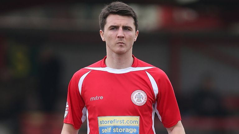 Peter Murphy: Set to leave Accrington after turning down new deal