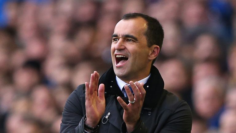 Roberto Martinez: Relishing Europa League next season