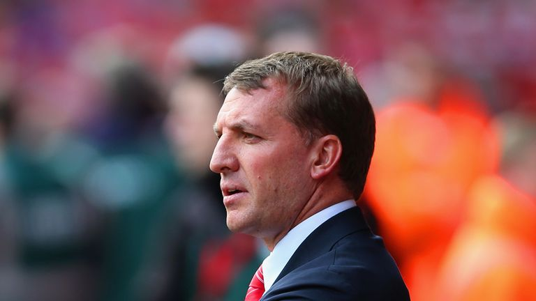 Brendan Rodgers: Liverpool manager plans to keep strengthening his squad