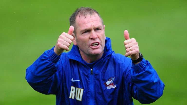 Russ Wilcox: Pleased by latest addition