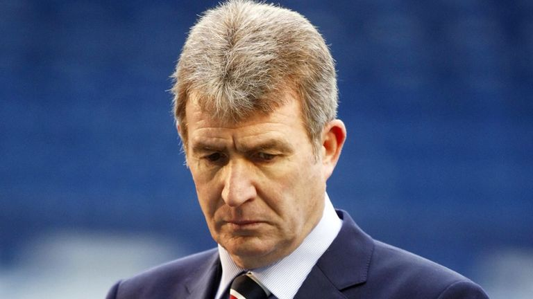 Sandy Jardine: Lost his battle with cancer, aged 65