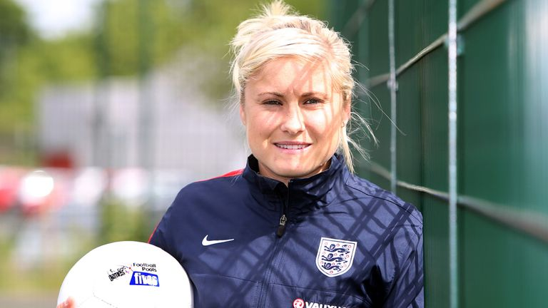 Steph Houghton: England captain out of World Cup qualifier