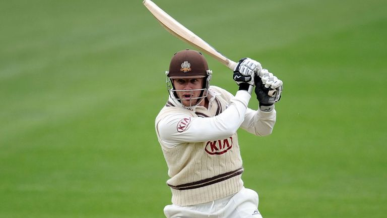 Stuart Meaker: Four wickets for Surrey against Glamorgan
