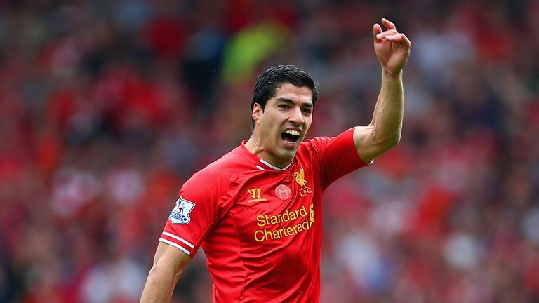 Luis Suarez: May have played his last game for Liverpool