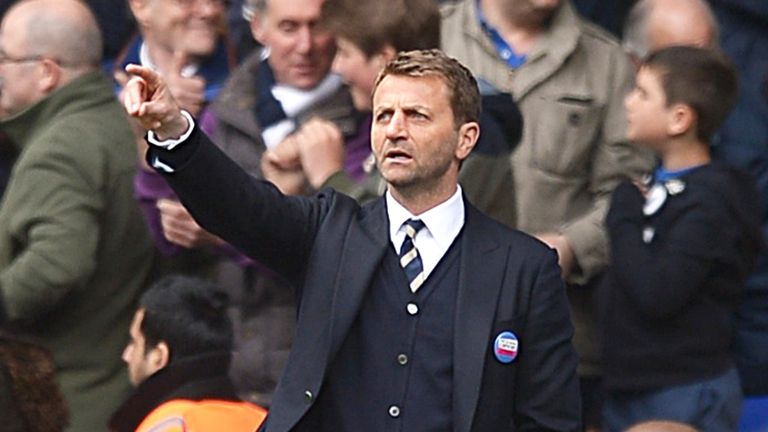 Tim Sherwood: Favourite to be Crystal Palace's next manager