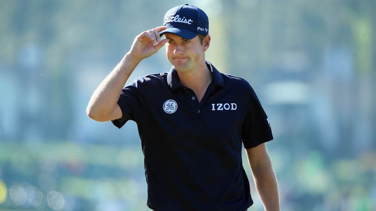 Webb Simpson's record made Watson take notice