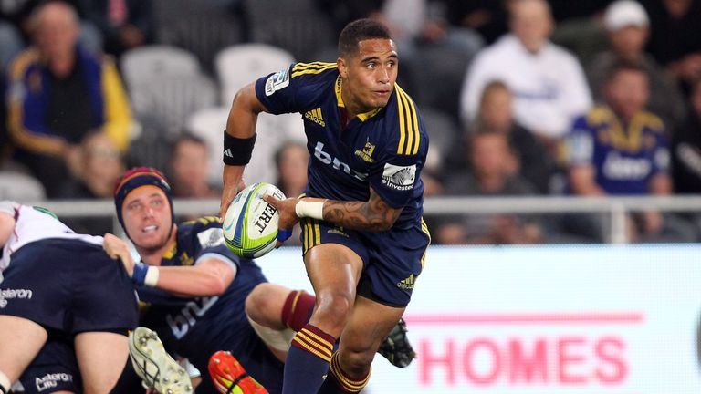 Aaron Smith: Celebrated his 50th cap with a try