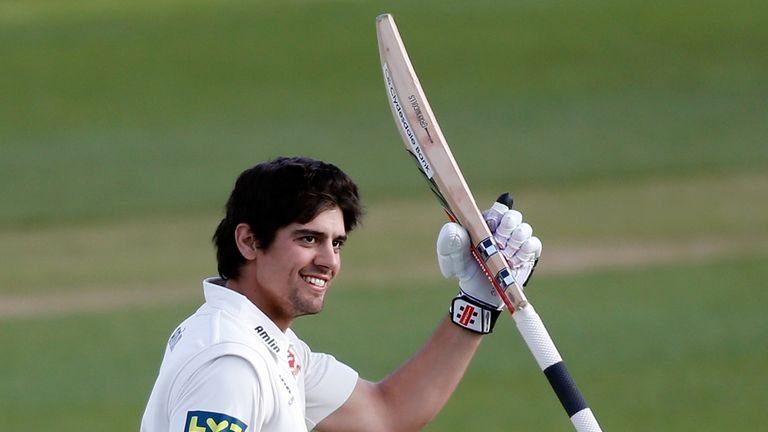 Alastair Cook: Unbeaten 139 for Essex