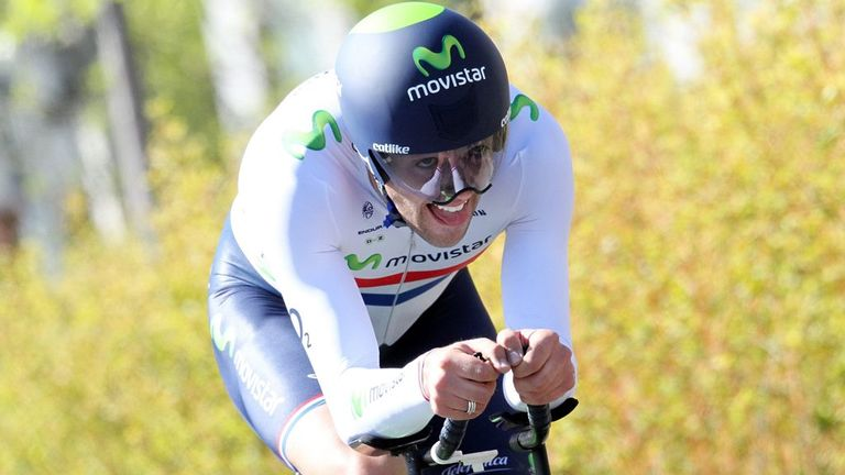 Alex Dowsett claimed his first win since last June